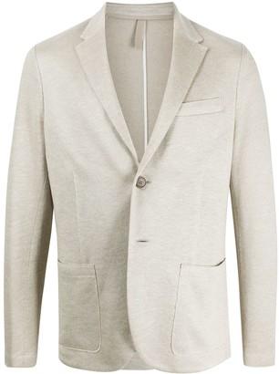 Harris Wharf London Tailored Linen Blazer