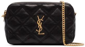 Saint Laurent Becky quilted mini bag
