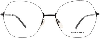 Balenciaga Eyewear Hexagonal Frame Glasses