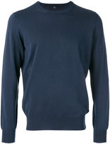 Fay crew neck jumper - men - Cotton - 48
