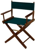 """Casual Home 18"""" Oak Finish Director's Chair"""