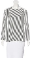 J Brand Striped Long Sleeve Top w/ Tags