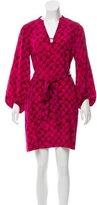 Diane von Furstenberg Tanyana Silk Dress
