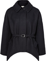 Reiss Sally BLANKET HEM JACKET