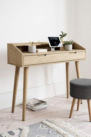 oak effect desk shopstyle uk rh shopstyle co uk