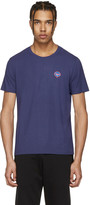 Fendi Blue Bubble T-shirt