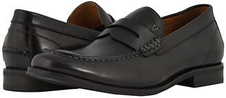 Vionic Snyder (Dark Tan) Men's Lace Up Moc Toe Shoes