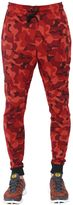 Nike Printed Tech Cotton Jogging Pants