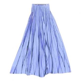 Patrizia Pepe Blue Skirt for Women