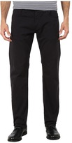 Mavi Jeans Zach Regular Rise Straight Leg in Coal Twill