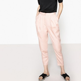 """La Redoute Collections Carrot Trousers, Length 27"""""""
