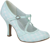 Ruby Shoo Mint Edie Pump
