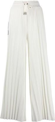 Kappa Pleated Drawstring Trousers