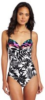 CoCo Reef Women's Sunset Harbor Divine Power Maillot One Piece