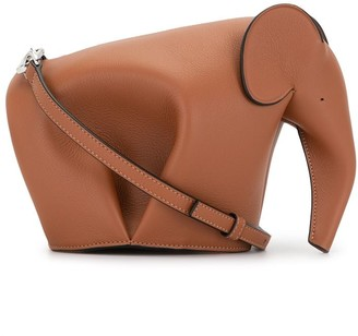 Loewe mini Elephant crossbody bag