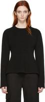 Ports 1961 Black Wool Sweater