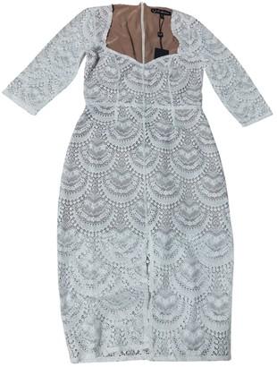 For Love & Lemons White Lace Dresses