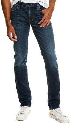 Hudson Blake Medium Dark Wash Slim Straight Leg Jean
