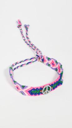 Maison Irem Friendship Pull-Tie Bracelet
