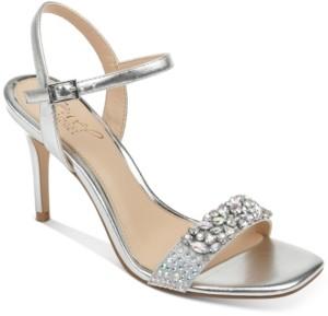 Badgley Mischka Natasha Evening Shoes Women's Shoes