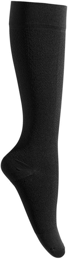 Gold Toe Women's Moderate Compression Herringbone Trouser Socks
