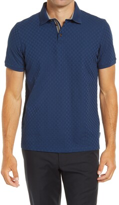 Ted Baker Squat Polo Shirt