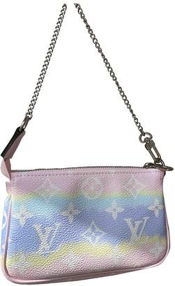 Louis Vuitton Pochette Accessoire Multicolour Cloth Clutch bags