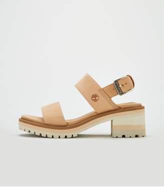 Timberland Violet Marsh Heeled Sandals - Beige