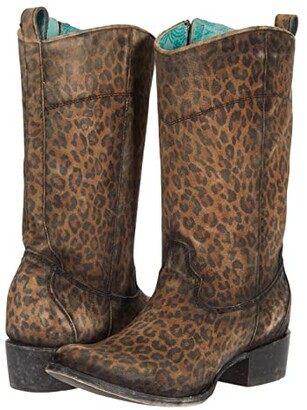 Corral Boots C3689 (Sand) Women's Boots