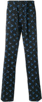 Kenzo floral print pyjama trousers