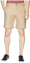 Hurley Dri-Fit Breathe 19 Walkshorts (Black) Men's Shorts