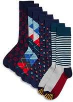 Happy Socks Variety Socks, Pack of 4
