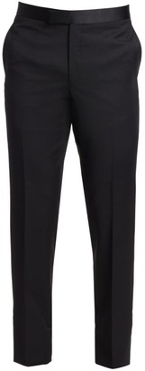 Saks Fifth Avenue COLLECTION Wool Tuxedo Trousers