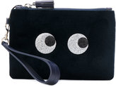 Anya Hindmarch 'eyes' clutch bag