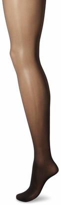 Secret Silky Women's Firm Support Leg Control Top Pantyhose 1 Pair