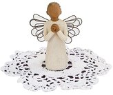 Willow Tree Angel Figurine with Doily