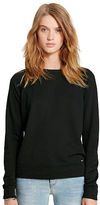 Denim & Supply Ralph Lauren Fleece Crewneck Sweatshirt