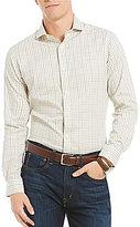Daniel Cremieux Slim-Fit Graph Twill Stretch Long-Sleeve Woven Shirt