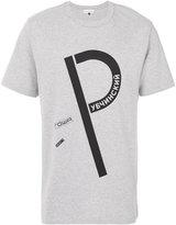 Gosha Rubchinskiy printed T-shirt - men - Cotton - S
