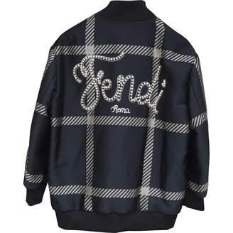 Fendi Black Polyester Jackets