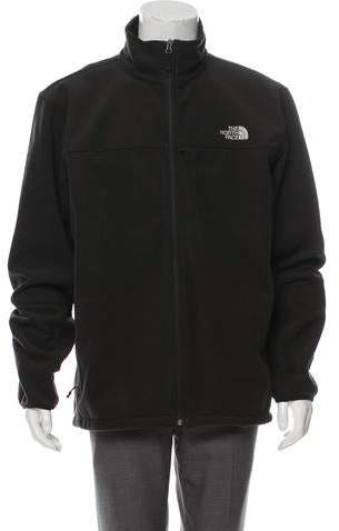 The North Face Long Sleeve Zip-Up Jacket