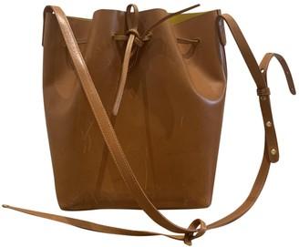 Mansur Gavriel Bucket Camel Leather Handbags