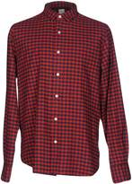 Finamore 1925 Shirts - Item 38650283