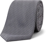 David Jones Micro Check Tie