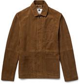 Nn07 - Oscar Suede Jacket