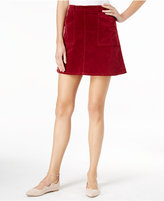 Maison Jules A-Line Mini Skirt, Only at Macy's