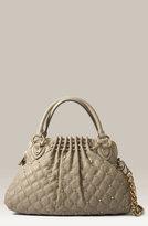 MARC JACOBS 'Stardust Cecillia' Studded Leather Satchel