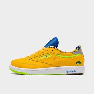 Reebok Big Kids' x Minions Club C Casual Shoes