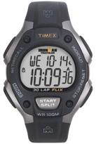 Timex Men's Ironman® Classic 30 Lap Digital Watch - Black T5E901JT