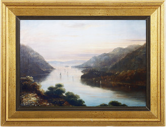 A&B Home View From West Point Painting